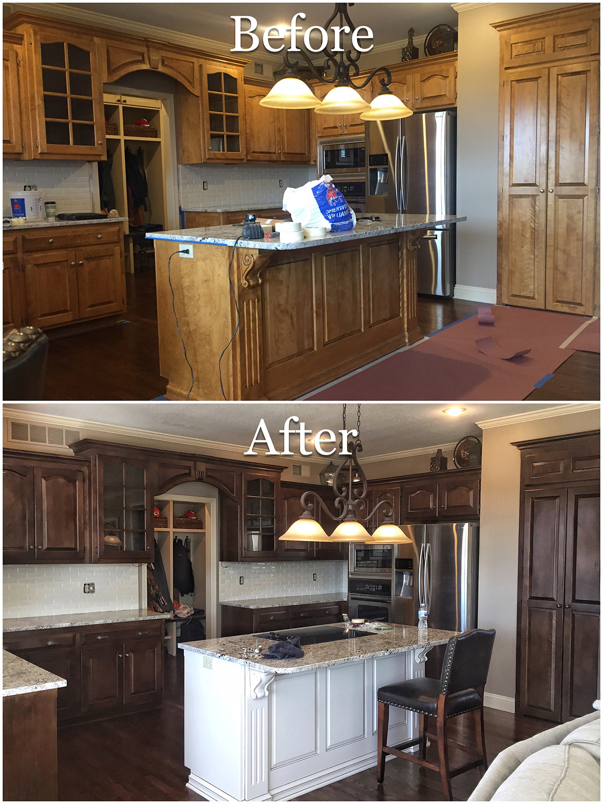 Redone Kitchen